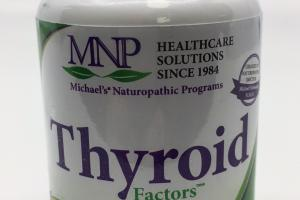 Thyroid Factors Dietary Supplemennt