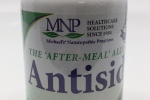 The 'after-meal' Ally Antisid Dietary Supplement