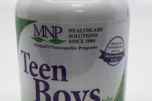 Teen Boys Tabs Dietary Supplement