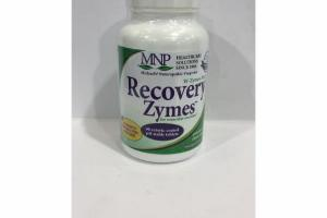 RECOVERY ZYMES NATUROPATHIC PROGRAMS PROTEOLYTIC ENZYME DIETARY SUPPLEMENT ENTERIC-COATED PH STABLE TABLETS