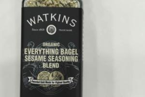 ORGANIC EVERYTHING BAGEL SESAME SEASONING BLEND