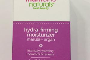 Hydra-firming Moisturizer