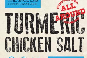 Turmeric Chicken Salt