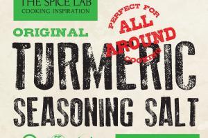 Original Turmeric Seasoning Salt