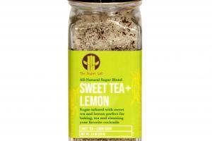 Sweet Tea + Lemon Sugar