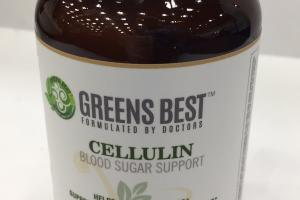Cellulin Blood Sugar Support Dietary Supplement