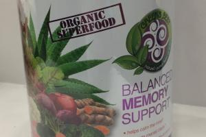 Balanced Memory Support Dietary Supplement
