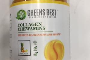 Collagen Chewamins Dietary Supplement