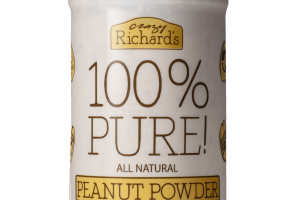 100% Pure! Peanut Powder