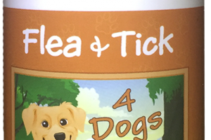 Flea & Tick Insect Repellent For Dogs