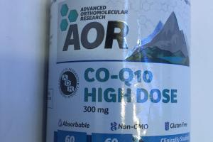 Co-q10 High Dose Dietary Supplement