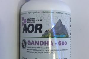 Gandha - 600 Dietary Supplement