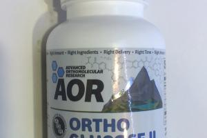 Ortho Glucose Ii Dietary Supplement