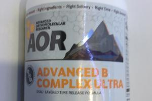 Advanced B Complex Ultra Dietary Supplement