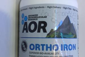 Ortho Iron Dietary Supplement