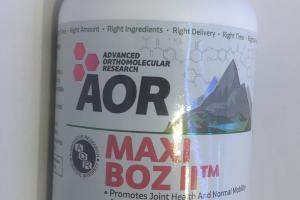 Maxi Boz Ii Dietary Supplement