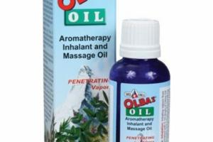AROMATHERAPY INHALANT AND MASSAGE OIL, PENETRATING VAPORS