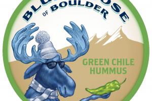 ORGANIC GREEN CHILE HUMMUS
