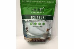 INSTAFUEL PREMIUM COFFEE + SUPERFOOD CREAMER