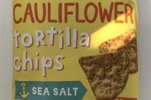 SEA SALT CAULIFLOWER TORTILLA CHIPS