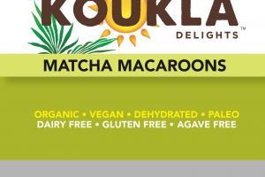 Matcha Macaroons