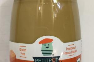 Organic French Pudding