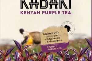 Kenyan Purple Tea