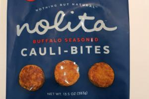 Buffalo Seasoned Cauli-bites