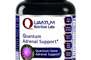 Quantum Adrenal Support A Dietary Supplement
