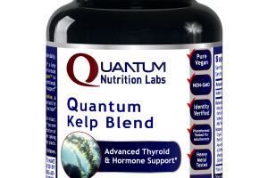 Quantum Kelp Blend A Dietary Supplement