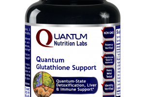 Quantum Glutathione Support A Dietary Supplement