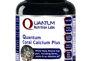 Quantum Coral Calcium Plus A Dietary Supplement