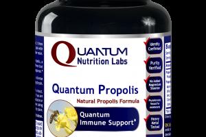 Natural Propolis Formula Quantum Immune Support A Dietary Supplement