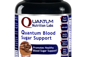 Quantum Blood Sugar Support A Dietary Supplement