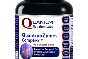 Quamtumzymes Complex A Dietary Supplement