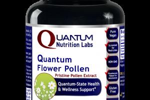 Quantum Flower Pollen Pristine Extract A Dietary Supplement