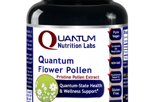 Quantum Flower Pollen Pristine Extract A Dietary Supplement