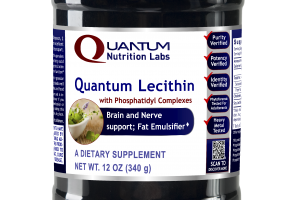 Quantum Lecithin A Dietary Supplement