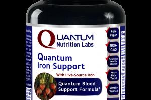 Iron Support Vegetarian Dietary Supplement