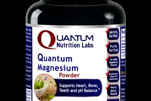 Quantum Magnesium Powder A Dietary Supplement