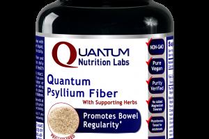 Quantum Psyllium Fiber A Dietary Supplement