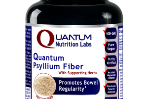 Quantum Psyllium Fiber A Dietary Supplement