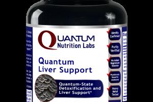 Quantum Liver Support A Dietary Vegetarian Supplement
