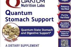 Quantum Stomach Support A Dietary Supplement