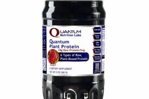 QUANTUM PLANT PROTEIN A DIETARY SUPPLEMENT