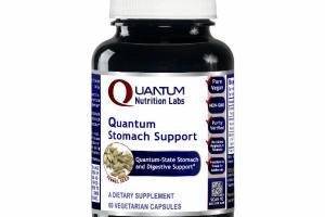 QUANTUM-STATE STOMACH AND DIGESTIVE SUPPORT A DIETARY SUPPLEMENT VEGETARIAN CAPSULES