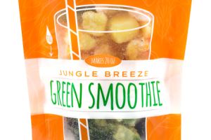 Jungle Breeze Green Smoothie