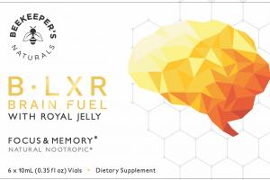 Blxr Brain Fuel With Royal Jelly Dietary Supplement