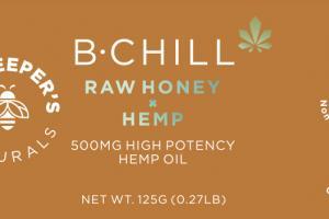 Raw Honey Hemp
