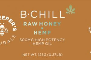 Raw Honey Hemp